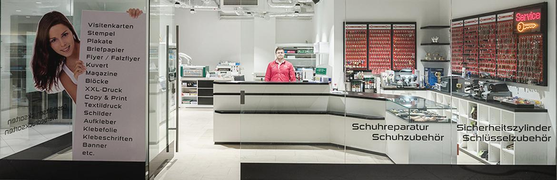 Creative Copy Einkaufszentrum Wien Mitte The Mall